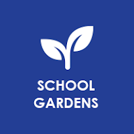 School Gardens Button