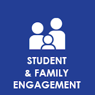Student and Family Engagement Button