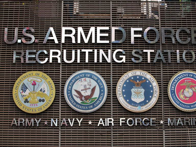 Armed Forces Recruiting Station